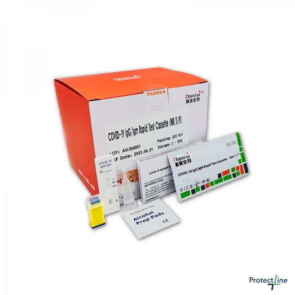 Zhenrui Test Anticuerpos covid 19
